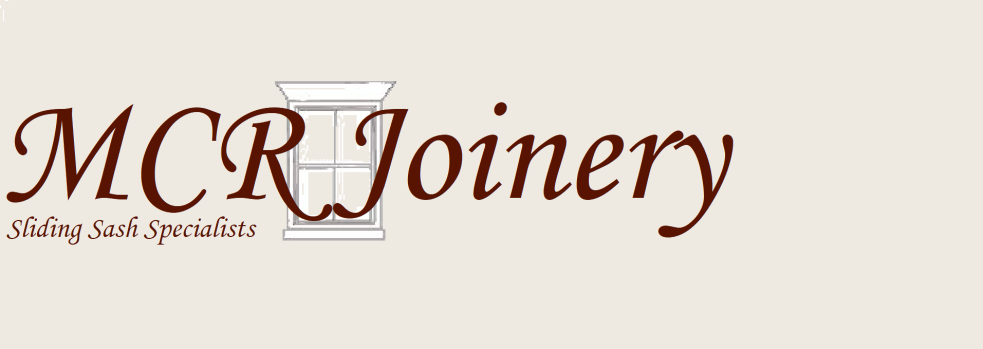 MCR Joinery - Sliding Sash Specialists